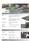 Interlock Rubber Flooring System Brochure