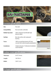 Animattress - Livestock Mattress Systems Brochure