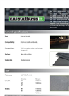 Animattress - Model III - Stall Bed Mattress Systems Brochure