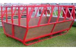 Cattle Hopper Feeder