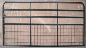 Heavy Duty Half-Wire Pasture Gates
