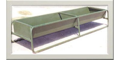 Steel Trough without Rack