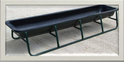 Plastic Trough Feeder