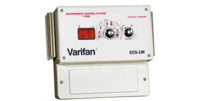 Varifan - Model ECS-M Series - Controller