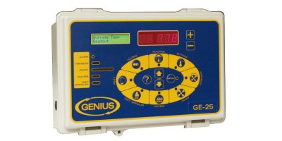 Genius - Model GE-25 - Controllers