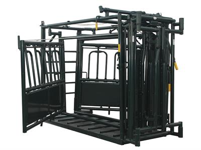 Hi-Hog - Manual Cattle Squeeze Chutes