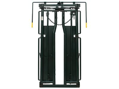 Hi-Hog - Manual Squeeze - Self Catch Head Gate