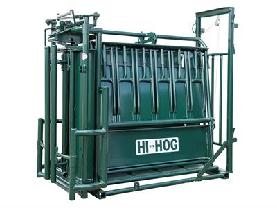 Hi-Hog - Calf Tipping Table