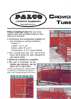 PALCO - Crowding Tub Brochure