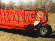 Apache - Feeder Wagon