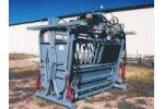 Model 4000 - Super-Duty Hydraulic Chute