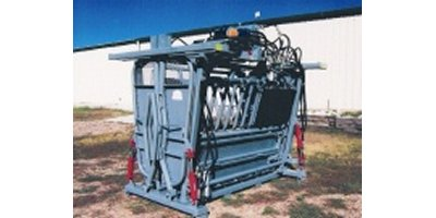 Model 4000 - Super-Duty Hydraulic Chute