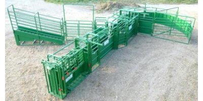 Complete Cattle Handling System