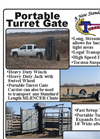 Portable Turret Gate Datasheet