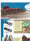Single Mounted Rolling Basket Brochure