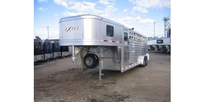 Exiss - Model STC24 - Livestock Combo Trailers