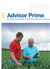 Trimble - Version Prime - Crop Advisors Software Brochure