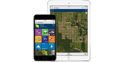 Trimble - Mobile-Friendly Ag Software