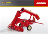 Akron - Model EX 3600 - Grain Bag Unloader Brochure