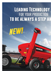 GRANMAX - Model 3730 – 3125 – 2923 - Grain Carts Brochure