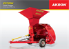 Akron - Model E 9700 H - Grain Bagger Brochure