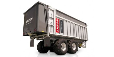 Akron - Heavy Constructed Sturdy Trailer