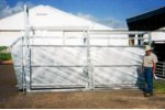 Heavy Duty Hot-Dipped Galvanized Loading Chute