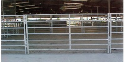 Seven Rail Hog Tight Cattle Panels