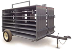 Stroberg - Multiple Duty Portable Livestock Corral