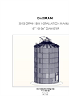 Grain Bin Installation Manual