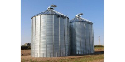 Darmani - Model D-3008-CAFBPKG - 30` 19106 Bushel Grain Bin with Unload System Package