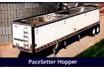 Wilson - Pacesetter Aluminum Grain Trailer