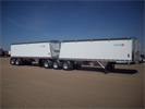 Wilson - Aluminum Super B Grain Trailer