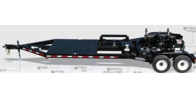 Retriever - Model SLT - Bumper Pull Trailer