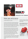 Ziggity - Model Max8 - Poultry Drinkers Brochure