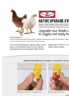Ace Aktive - Model TL Max3 - Poultry Drinkers - Brochure