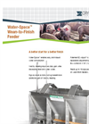 Model F16 - Water Space Wean-to-Finish Feeder Brochure