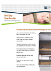 Wet/Dry Sow Feeders Brochure
