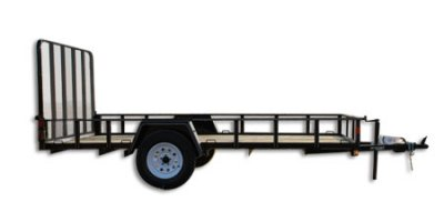 Golden - Single Axle Utility Trailer
