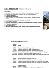 EZE - Model 70 - Cattle & Sheep Feeder Datasheet