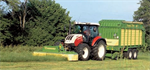 Krone - Model EasyCut - Front-Mounted Disc Mowers