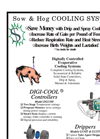 Sow - Hog Cooling System Brochure