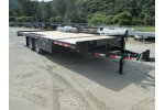 C&B - Model 20 Tilt Deckover - Trailer