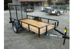 Diamond C - Model 5x10 Utility - Trailer