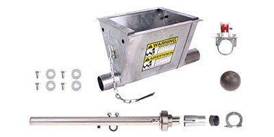 Grower Select - Model HS532KIT - Poultry Single Unloader Kit