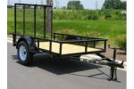 Carry-On - Model 5×8 - Open Utility Trailer