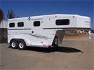 Model 2H Classic GN - Gooseneck Horse Trailers