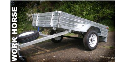Workhorse - Utility Box Trailer