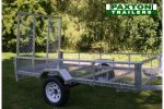 Transporter for Moving Quad Bikes, Lawn Tractors