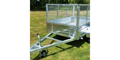 Paxton - Model Countryman - Utility Box Trailer